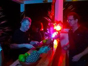 Dance Floor : Bar-plage : The Jungle Beach Bar à Awale Plage