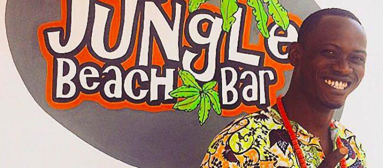 The Jungle Beach Bar à l'Hotel Awale Plage - Grand-popo - Bénin