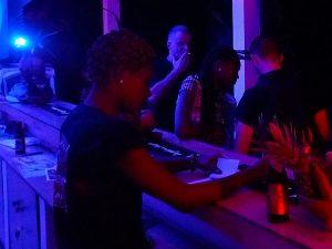 Zouk - Funk : Bar-plage : The Jungle Beach Bar à Awale Plage