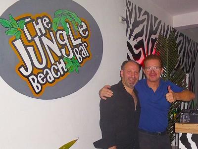 Beach Party au Jungle Beach Bar à L'hôtel Awalé Plage (Grand Popo - Bénin)